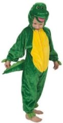 Fuchsia Luchas Promotions Krokodil kinder kostuum pluche 128