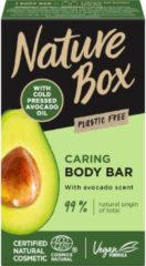 Nature Box Caring Avocado Body Bar 100 gr