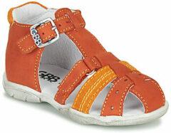 Oranje Sandalen GBB ARIGO