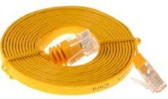 Helos CAT 6 3m 3m Cat6 U/UTP (UTP) Gelb Netzwerkkabel 014813