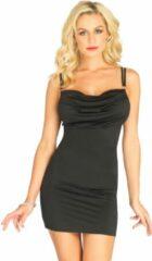 Leg Avenue Bodycon jurk -S- Chiara short bodycon mini dress Zwart