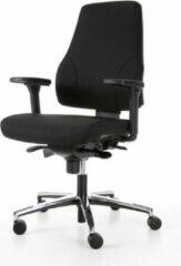 MR Actiflexx Bureaustoel Actiflexx Basic Arbo NPR 1813 | stof zwart | voetenkruis aluminium incl. multifunctionele wielen
