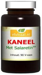 Elvitaal Kaneel Met Salaretin Capsules 180st