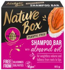 Nature Box Shampoo Bar Almond Volume