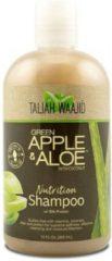 Taliah Waajid groen Apple & Aloe With Coconut Nutrition Shampoo 355ml