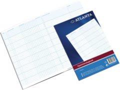Bruna Opzichtersdagboek Atlanta A5492-401 294x207mm 20vel