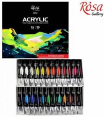 Rosa Gallery Acrylverf Set 24x20 ml