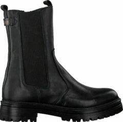 Haboob Dames Chelsea boots P6720 - Zwart - Maat 40