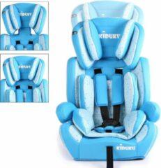 Merkloos / Sans marque Sens Design Autostoeltje - Kinderstoel - Lichtblauw/Wit