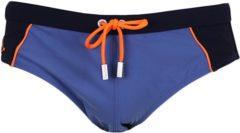 Lichtblauwe Ramatuelle Corse Zwemslip Heren - Corse - Maat M - Kleur Blauw / Cornflower