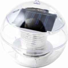 Transparante United Entertainment - Drijvende Solar Verlichting - Zwembadverlichting