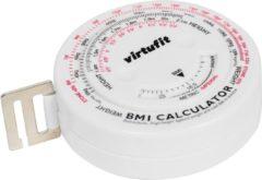 Witte VirtuFit Omtrekmeter - Meetlint met BMI Calculator - 150 cm