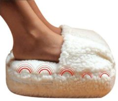 Lanaform Fußwärmer und Massage
