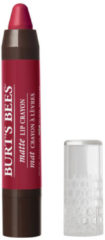 Burt's Bees 100% Natural Matte Lip Crayon 3.11g (Various Shades) - Napa Vineyard