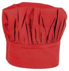 Benza Koksmuts voor volwassenen - Rood