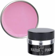 Roze Mega Beauty Shop® Builder gel 30 ml Uv gel - Kunstnagels