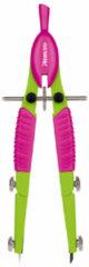 Snelverstelpasser Aristo groen/roze