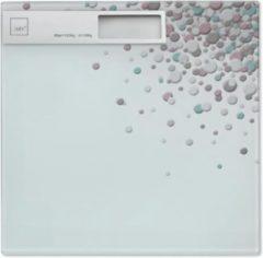 Bubbles Weegschaal - Transparant - Kela