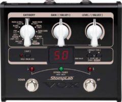 VOX StompLab IG modeling gitaar effect processor