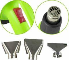 JBM Tools | Heteluchtpistool 2000 W - Incl 3 opzetmondjes