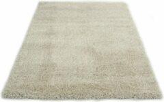 Beige Merinos/karpet24.nl Vloerkleed Shaggy Deluxe 5500-65 80x150 cm