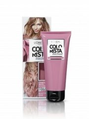Roze L'Oréal Paris Coloration Colorista Washout 1-2 weken haarkleuring - dirty pink