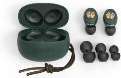 Groene Sudio Tolv True Wireless In-Ear Mic - Green