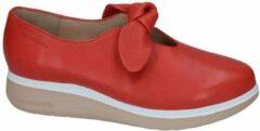 Wonders -Dames - rood - ballerina's - maat 37