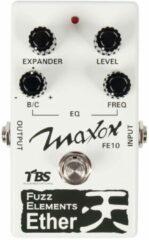 Maxon FE10 Fuzz Elements Ether fuzz effectpedaal