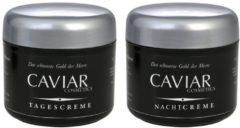 Caviar Set 2 tlg. Tages& Nachtcreme125ml