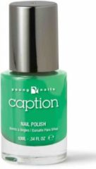 Groene Young Nails - Caption Caption Nagellak 089 - Not the first time - 10ml