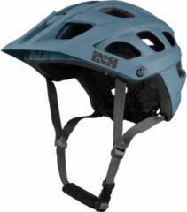 IXS - Trail Evo Helmet - Fietshelm maat M/L, zwart/grijs/blauw