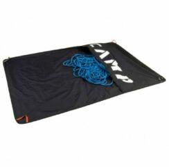 Camp - Rocky Carpet Seilplane maat 100 x 150 cm zwart