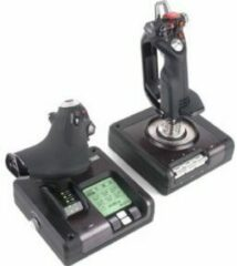 Logitech Gaming Saitek X52 Pro Flight Vliegsimulator-joystick USB Zwart