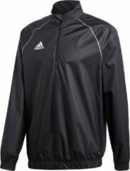 Zwarte Trainingsjacks adidas Core 18 Windbreaker