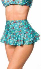 Belsira Bikinirokje -L- 50118 Groen/Wit