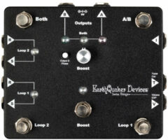 EarthQuaker Devices Swiss Things Pedalboard Reconciler effectpedaal
