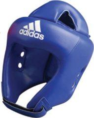 Adidas Rookie hoofdbeschermer Blauw Small
