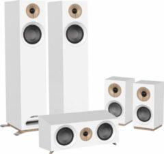 Jamo S 805 HCS 5.0kanalen Wit luidspreker set