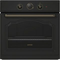 Backofen BO73CLB Classico Collection Gorenje Schwarz