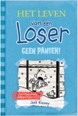 Kinderboeken leesboek Het leven van een loser - Deel 6 Geen Paniek