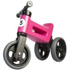Funny Wheels Rider Sport Cool Loopfiets - Loopfiets - Jongens en meisjes - Roze