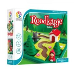 Rode SmartGames Smart Games Roodkapje Deluxe - Kinderspel