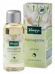 Kneipp Massageolie Patchouli (100ml)