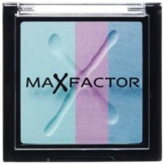 Paarse Max Factor Max Colour Effect Trio Oogschaduw - 06 Pajama Party