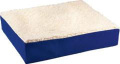 Garantia Comfortzetel/opstahulp, kleur: blauw