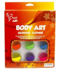 Buzz Glitter Tattoo Glow