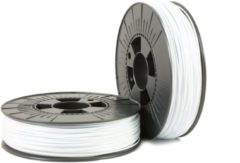 Witte PLA 1,75mm snow white 0,75kg - 3D Filament Supplies