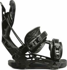 Zwarte Flow NX2 black Snowboard bindingen - Maat: L