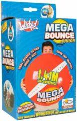 Reydon Bal Wicked Mega Bounce Junior 1,41 Meter Rood 3-delig
